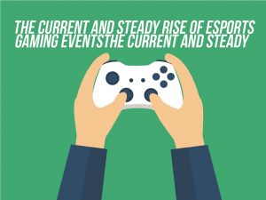 04_The Current and Steady Rise of eSports Gaming Events
