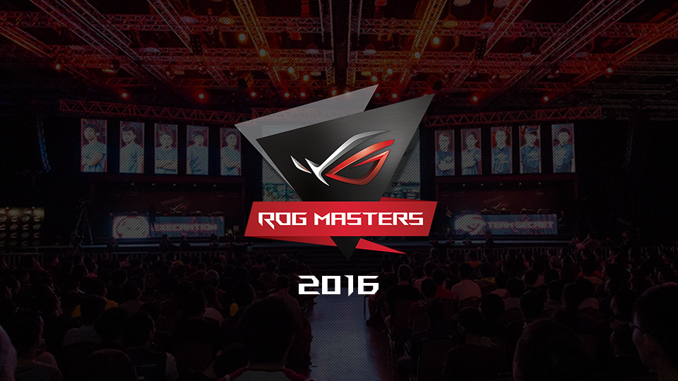 5 ROG Masters 2016 Banner
