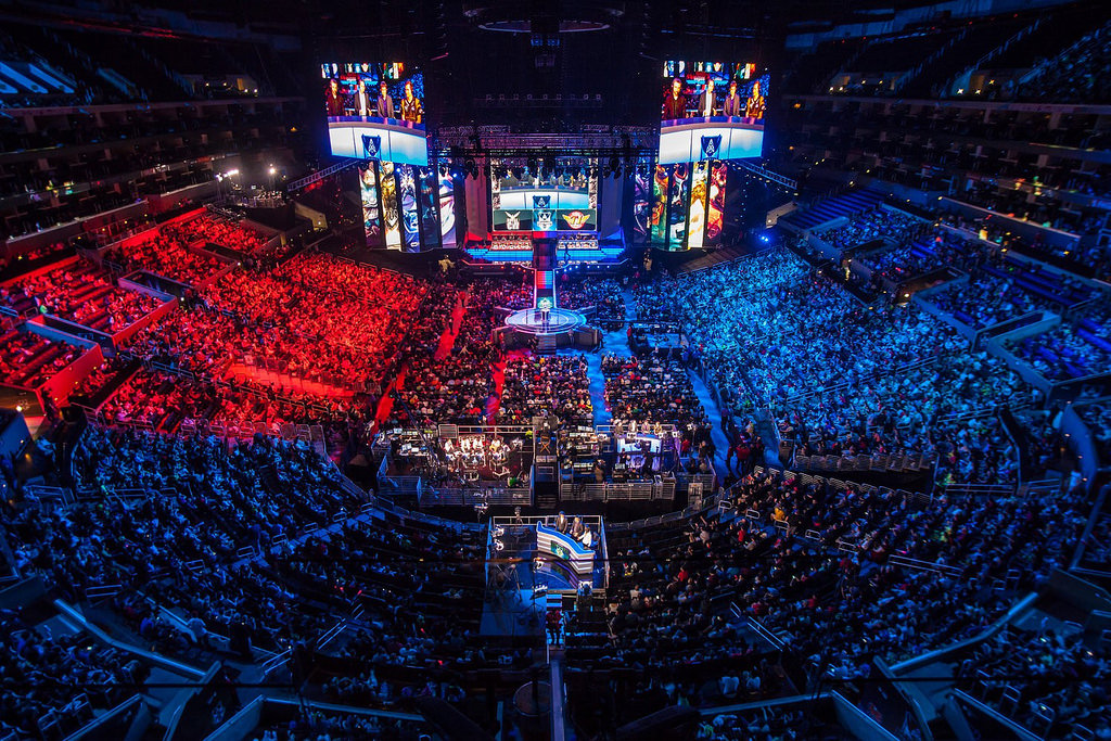 The Rise of Major Gaming Events in the World_COVER