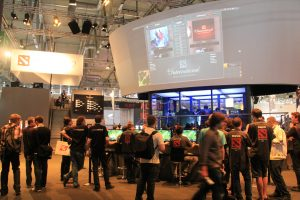 What are the underlying factors that supports eSports events' growth