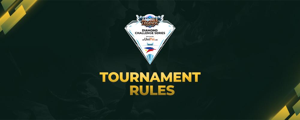 Tournament Rules - Mobile Legends: Bang Bang Diamond
